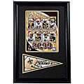2009 New Orleans Saints 12x18-inch Framed Picture