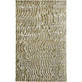 Hand-knotted Royal New Zealand Wool Rug (8' x 11')
