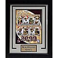 2009 New Orleans Saints 11x14 Deluxe Framed Photo