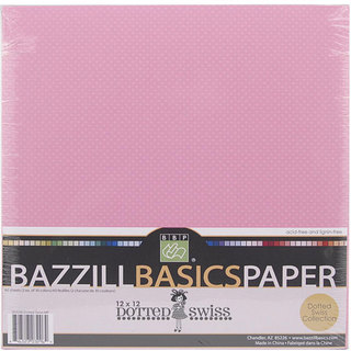 Dotted Swiss 12 X12 Multi-Pack (60 sheets, 30 colors)