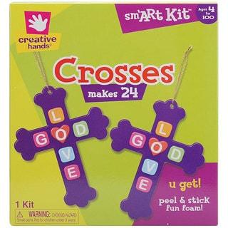 Fibre-Craft Creative Hands 'Crosses' Foam Kit