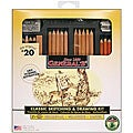 General Pencil Classic Drawing and Sketching Kit