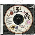 Hot Off the Press '5000 Ephemera Art Pieces' CD