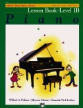 Alfred's Basic Piano Library, Lesson Book Level 1b