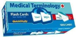 Medical Terminology Flash Cards (Cards)