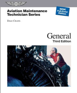 Aviation Maintenance Technician General (Hardcover)