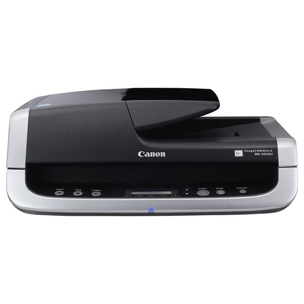 Canon imageFORMULA DR-2020U Flatbed Scanner - 1200 dpi Optical