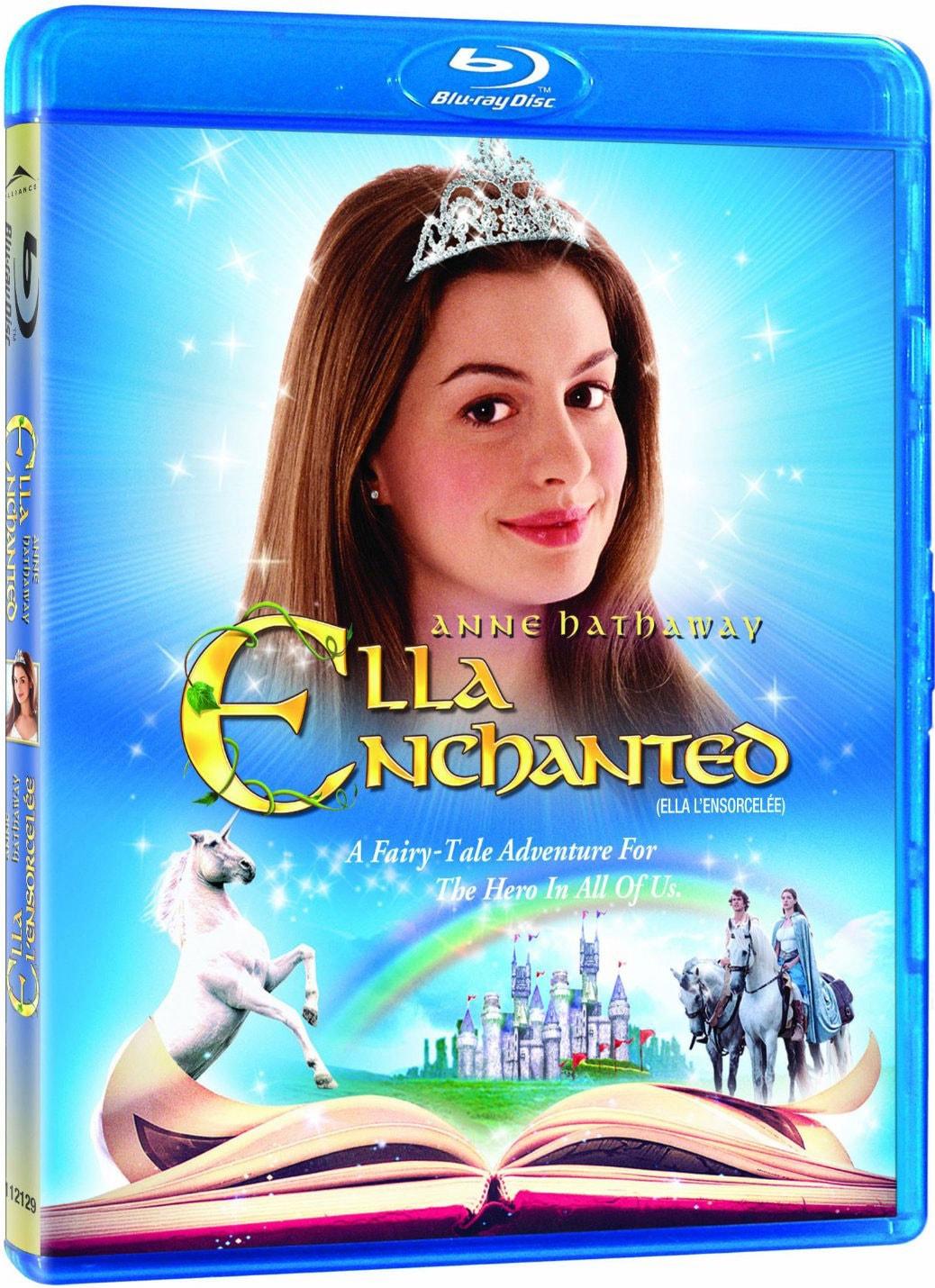 Ella Enchanted (Blu-ray Disc)