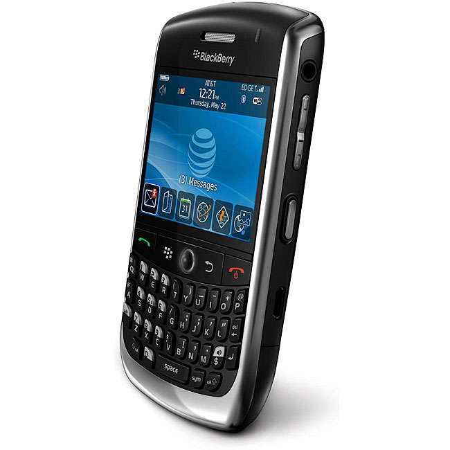 Blackberry Curve 8900 Javelin Unlocked GSM Cell Phone (Refurbished)