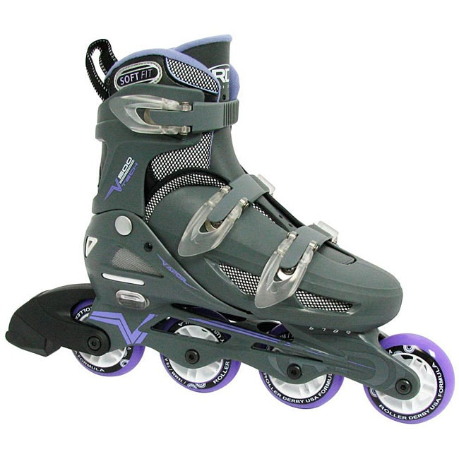Roller Derby V500 Women's Adjustable Inline Skates at Sears.com