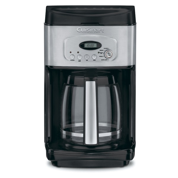 Cuisinart DCC-2200FR Brew Central 14-cup Coffeemaker with Self Cleaner (Refurbished) - 12381688 ...