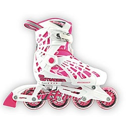 Web Stinger Girl's Adjustable Inline Skates