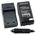 Eforcity Compact Battery Charger for Panasonic CGA-S006 / CGR-S006
