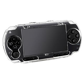 Eforcity Clear Crystal Case for Sony PSP 1000 series