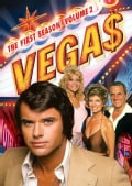 Vegas: The First Season Vol. 2 (DVD)