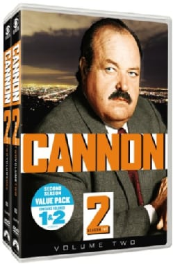 Cannon: Season Two, Two Pack (DVD)