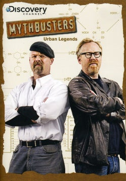 Mythbusters: Urban Legends (DVD)
