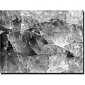 Kurt Shaffer 'Quartz Abstract' Gallery-wrapped Art