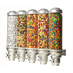 EZ-SERV H-50 Dry Goods Dispenser