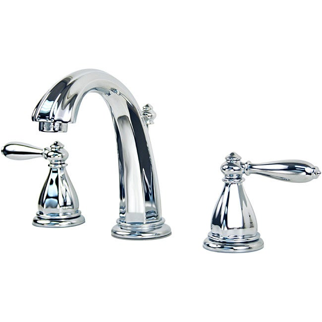 Price Pfister Polished Chrome Widespread Bathroom Faucet