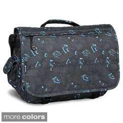 J World Thomas 17-inch Laptop Messenger Bag