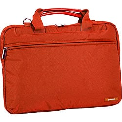 J World Orange 'Jeanie' 13-inch Laptop Briefcase
