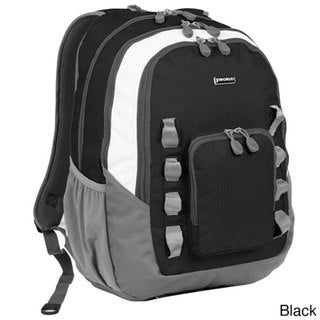 J World 'Willow' 20-inch School Laptop Backpack
