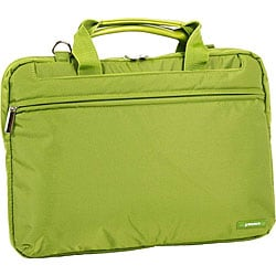 J World Green 'Jeanie' 13-inch Laptop Briefcase