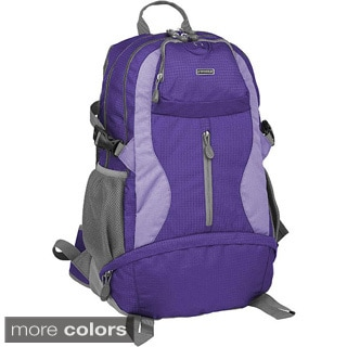 J World 'Elpaso' 21-inch Purple Laptop/ Climbing Backpack