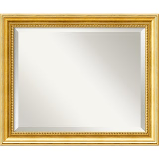 Medium Townhouse Gold Framed Mirror