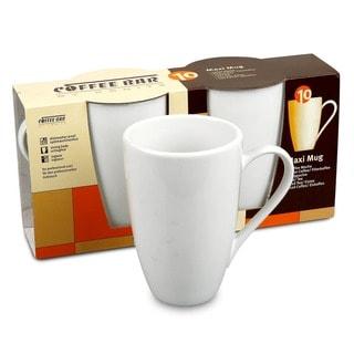 Konitz Coffee Bar 13-oz Maxi Mugs (Set of 2)