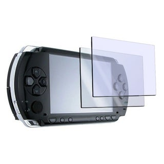 Eforcity 2 Pack LCD Screen Protector with Cloth for Sony PSP
