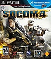 PS3 - SOCOM 4: U.S. Navy Seals