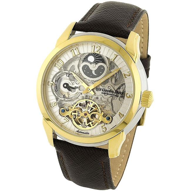 Stuhrling Original Men's Tempest Automatic Watch