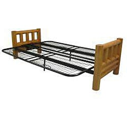 Yosemite Full Rustic Lodge Futon Frame
