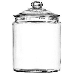Anchor Hocking Corporation 2 Gallon Heritage Hill Storge Jar with cover