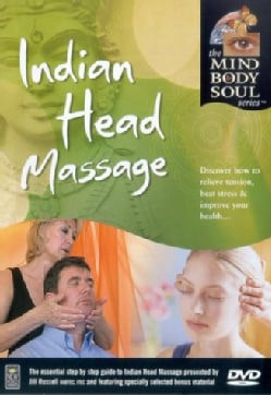 Indian Head Massage (DVD)