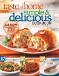 Taste of Home Simple & Delicious Cookbook (Paperback)