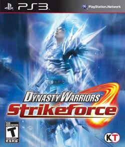 PS3 - Dynasty Warriors: Strikeforce