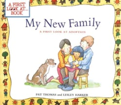 My New Family: A First Look at Adoption (Paperback)