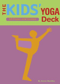 Kid's Yoga Deck: 50 Poses and Games (Cards)