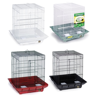 Prevue Pet Products SP850 Clean Life Integrated Seed Guard Cage