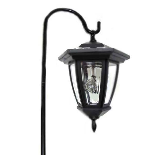 Shepards Hook Solar Hanging Lantern Set Of 6 12389191