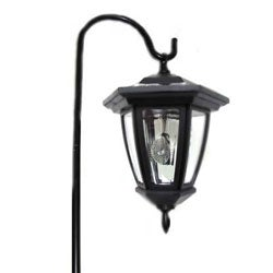 Shepards Hook Solar Hanging Lantern (Set of 6)