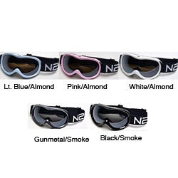 N2 Eyewear Londo Antifog Snow Goggles with Polycarbonate Lenses