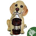 Generic Dog Lantern Solar Light Lamp