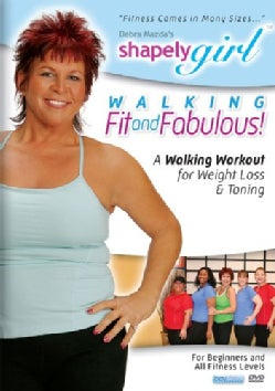 Shapely Girl: Walking Fit And Fabulous! (DVD)