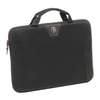 Swissgear Netbook Sleeve Fits up to 10.2 Netbook/Tablet Black