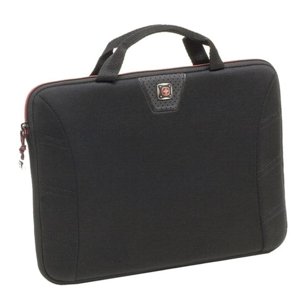 Swissgear Netbook Sleeve Fits up to 10.2 Netbook/Tablet Black