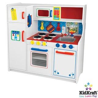 KidKraft Deluxe 'Lets Cook' Kitchen